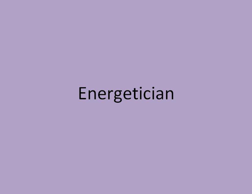 energeticien