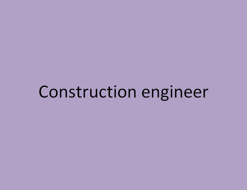 ingénieur du btp